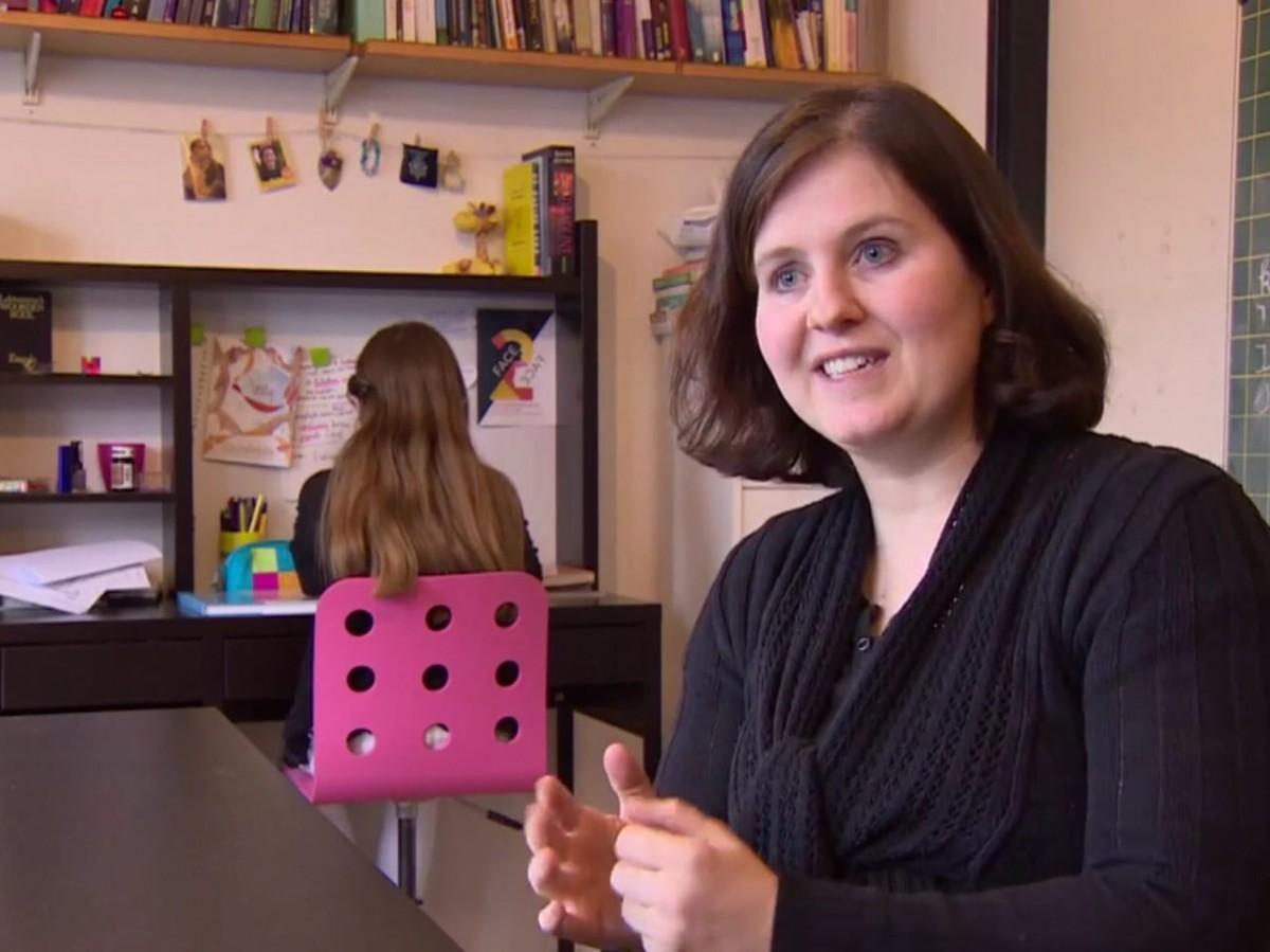 Patricia Kamp - Thuisonderwijs